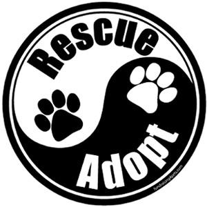 Yin Yang Rescue Adopt $5.00