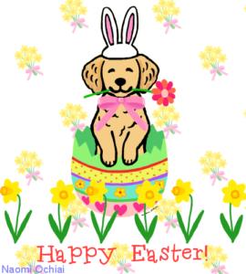 Easter Bunny Photos @ Pet Valu
